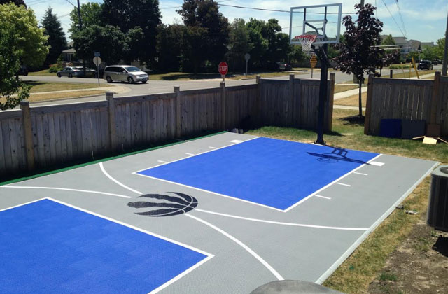 Backyard Court, Brooklin, ON