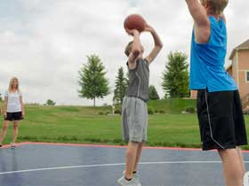 Backyard Courts