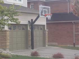 Outdoor Basketball Goals
