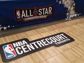 NBA Centre Court