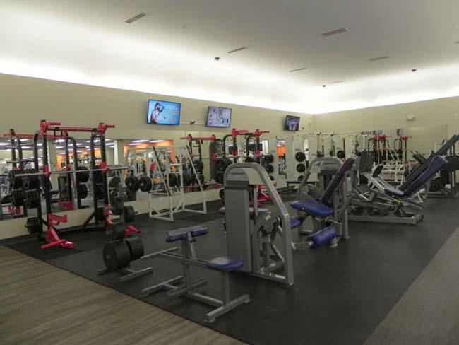 Commercial gyms flooring rubber toronto gta