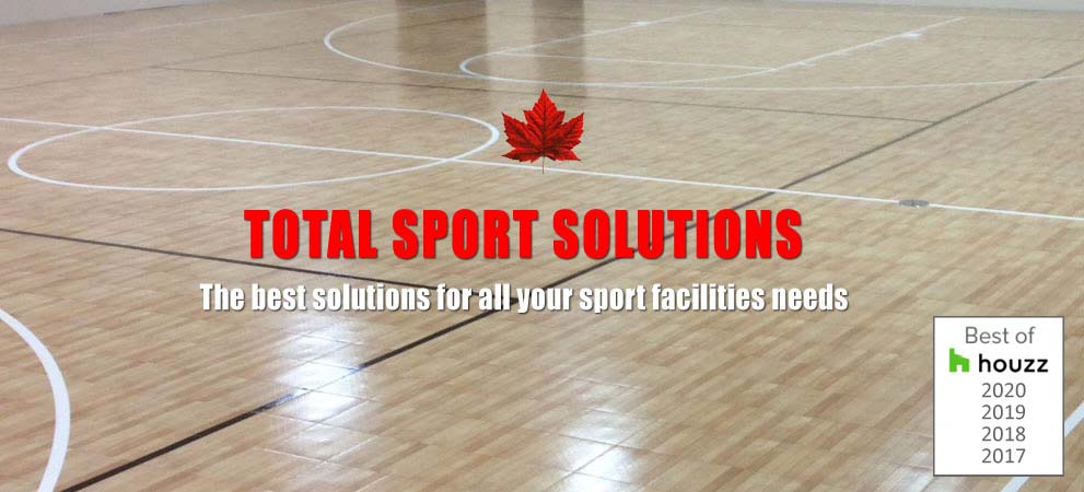 The best solutions for all your sport facilities needs. Awarded by Houzz 2017, 2018, 2019 and 2020.