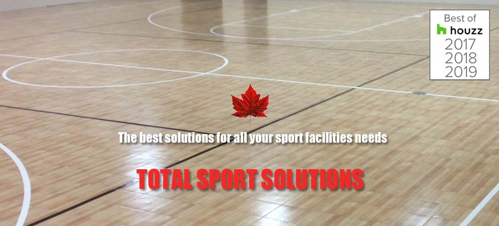 Total Sport Solutions, Courts, Flooring, Toronto GTA