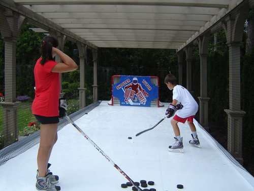 Synthetic Ice Sport Flooring And Equipment Toronto Gta