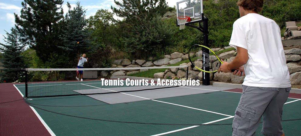 Tennis Courts and Accessories