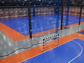 Commercial Futsal Courts