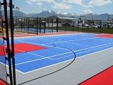 Multi-Game Courts