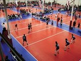 Indoor Volleyball Courts