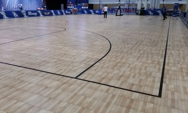 Multi-Purpose Sports Flooring