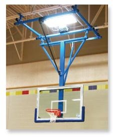 Basketball equipment and accessories backboards and Indoor basketball court ceiling height