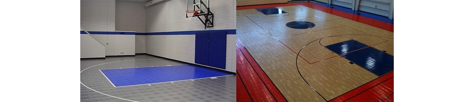 Indoor Basketball Courts And Gyms Sports Flooring